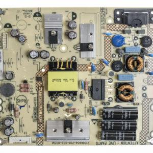 Tekbyus BN44-00911A Power Supply Board for UN49MU8000 UN55MU8000 UN55MU8500