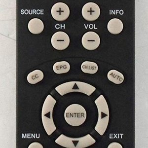RCA Remote Control for RLDED5078A-D