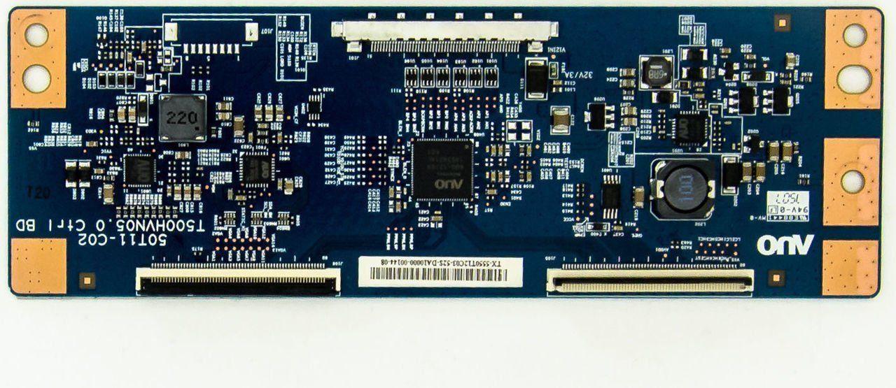 AUO 55 50T12 C03 T-Con Board for Samsung UN50F5500AFXZA Insignia  NS-50D40SNA14 RCA LED50B45RQ